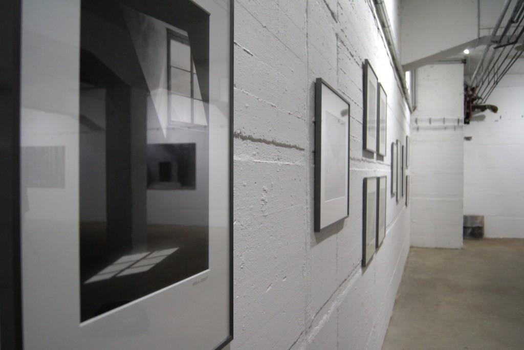 "Karola Perrot: Serie ""Petrisberg"", analoge Fotografie 1999 © Foto: Justina Heinz, Trier 2015"