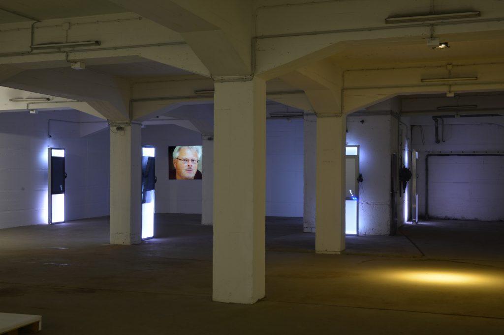 "Claus Bach: ""Mythos Heizkraftwerk"", Digitalfotografien 2015. © Foto: Claus Bach, VG Bild - Kunst, Bonn 2015."